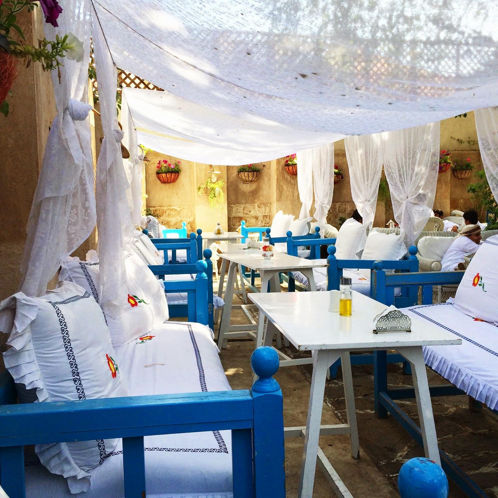 Arabian Tea House Cafe Dubai