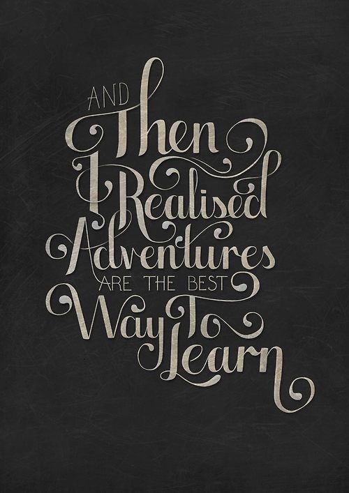 Let the journey begin quotes quotesgram - Adventure Travel Quotes Quotesgram