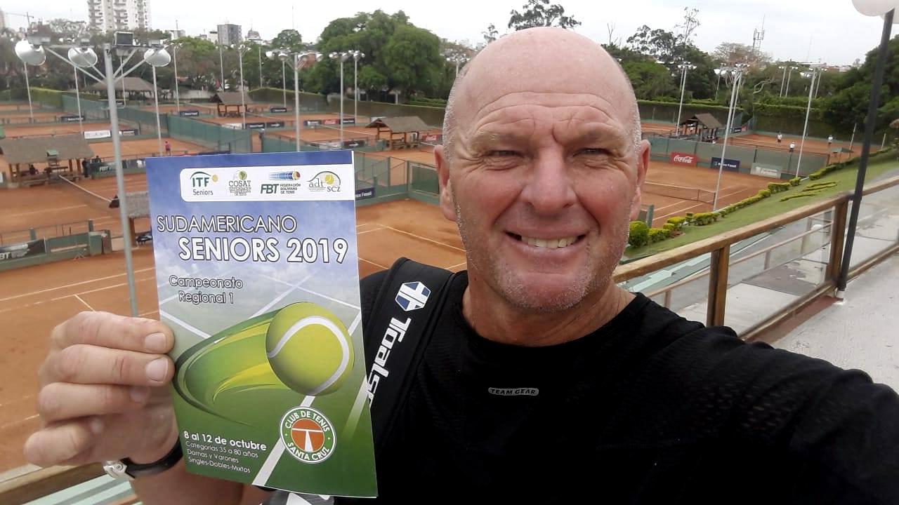 ITF SENIORS CAMPEONATO SUDAMERICANO RC1 BOLIVIA