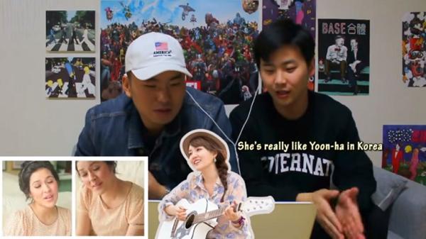 Reaksi Pria Korea Saat Nonton MV Penyanyi Wanita Indonesia – Kpop Chart