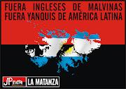 0 Fuera ingleses de Malvinas. Fuera yanquis de América Latina. islas malvinas argentinas jp evita la matanza