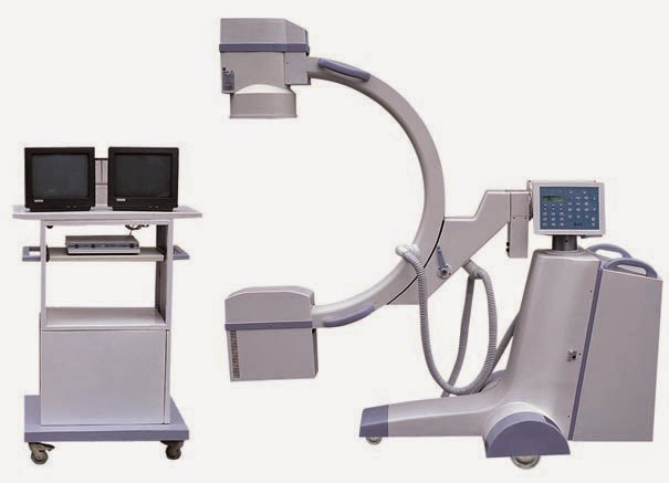 C-arm X-ray machine Industry