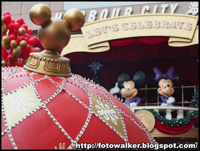 Christmas with Disney@Harbour City 2013