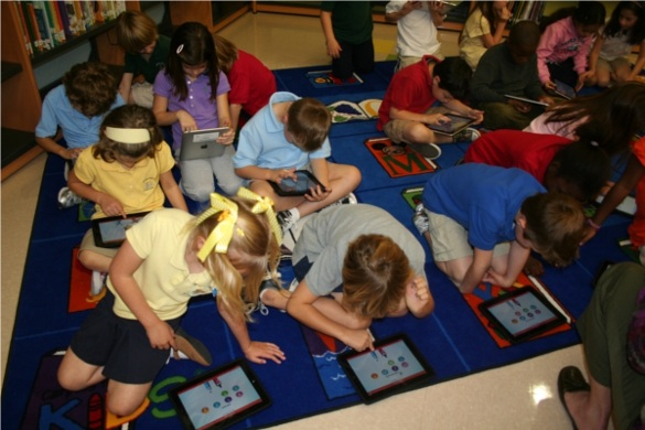 Elementary Classrooms Technology Use ~ Information technology and thoughts ipads are advancing