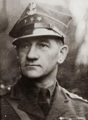 """Major Franciszek Koprowski """"Dąb"""". Foto. Wikipedia."""