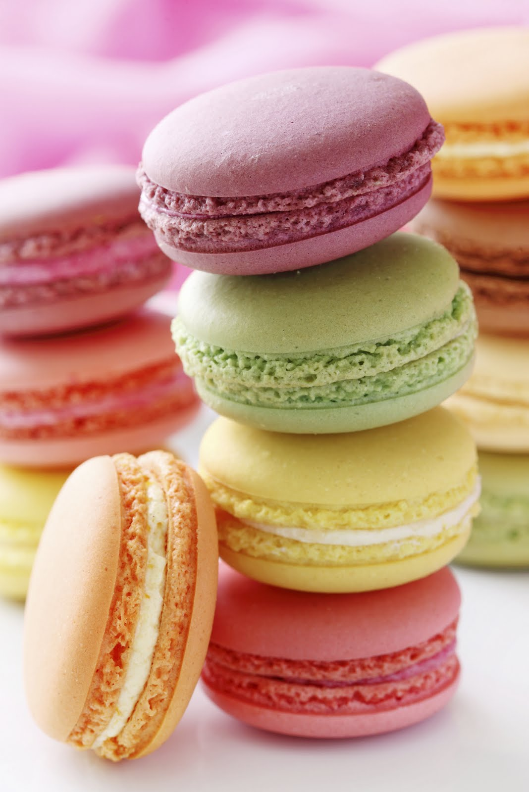 The Rise of the French Macaron