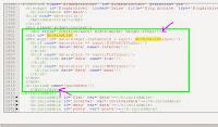 cara Membuat Scroll Pada Blog Archive