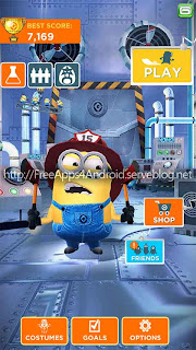 Despicable Me: Minion Rush Free Apps 4 Android