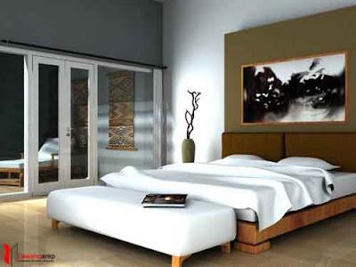 Desain Interior Kamar Tidur Utama 06