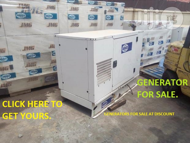 JMG GENERATORS PROMO HAS STARTED