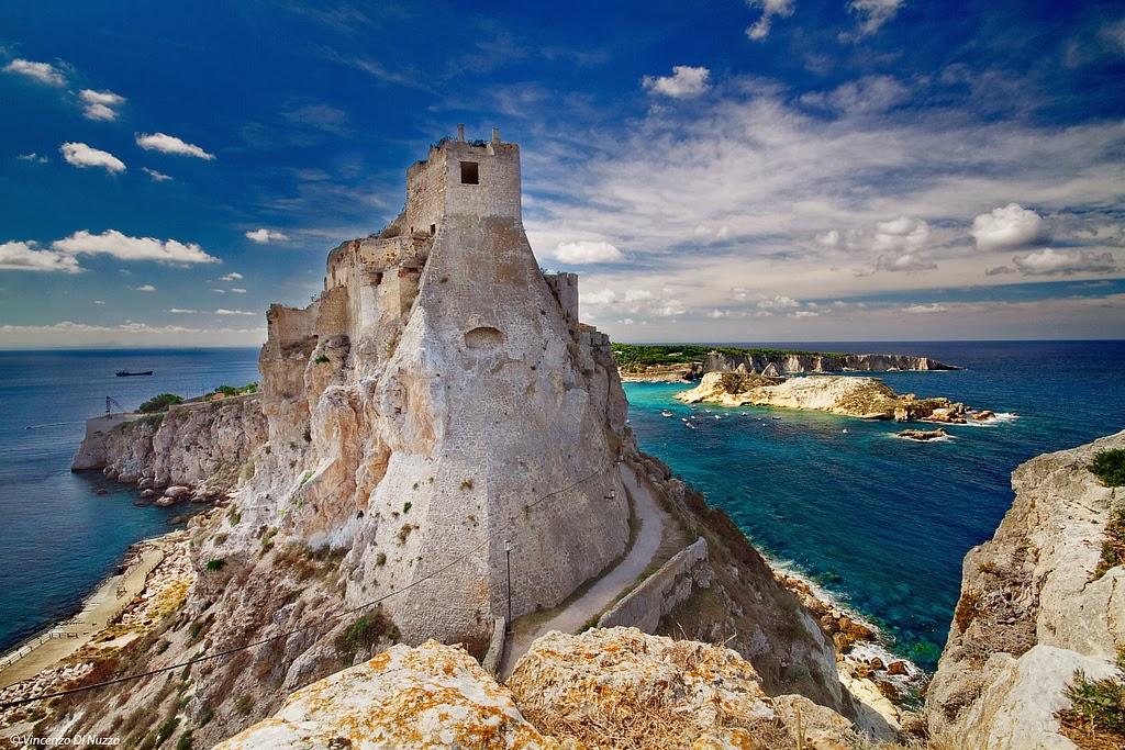 острова тремити италия