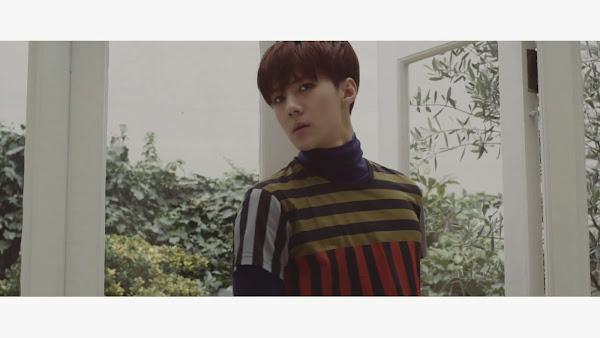 EXO's Sehun in EXO Pathcode teaser