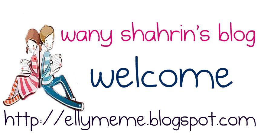 wany shahrin's