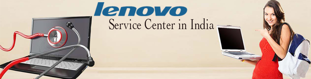 Lenovo Service Center in India