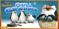 Пингвины ловят чаек