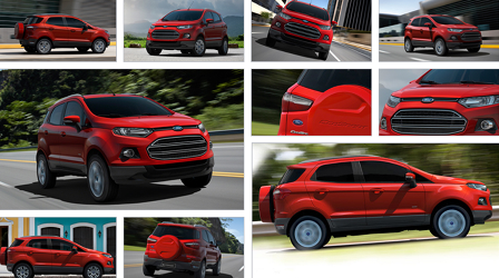 Model Mobil Ford Ecosport