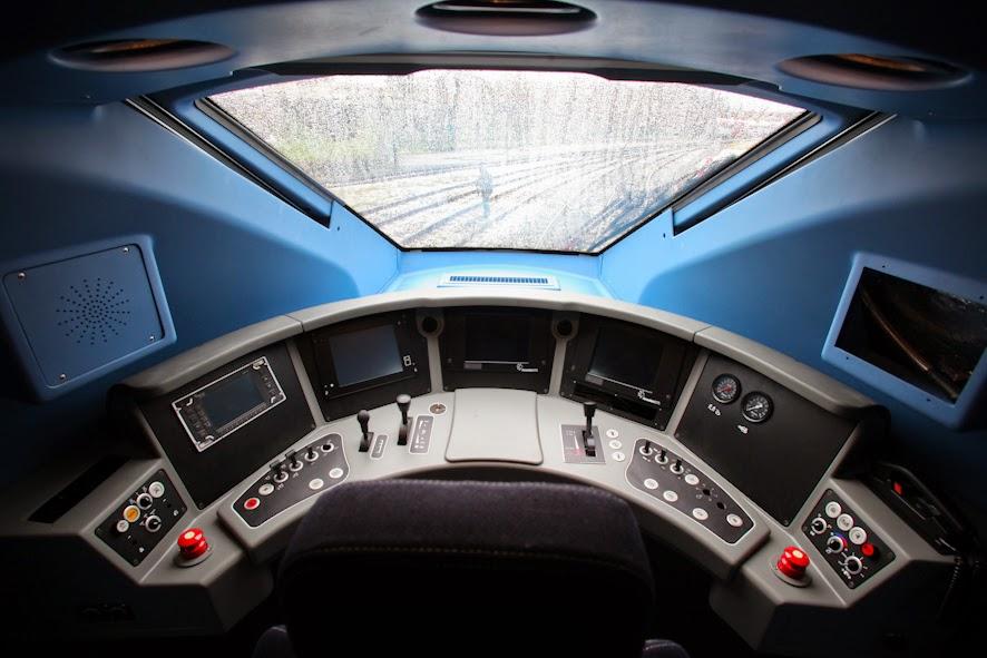Gruppo fermodellistico tropeano le cabine di guida for Guida interni
