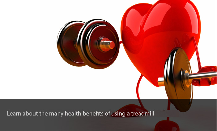 health benefits of treadmills