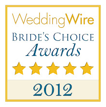 2012 Wedding Wire Bride's Choice Award
