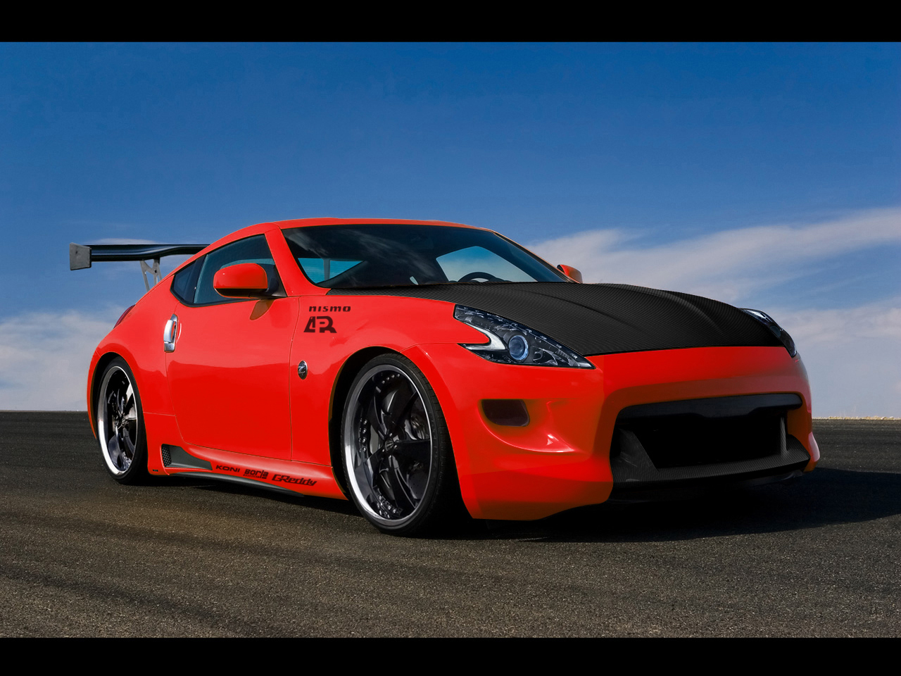 Cars And Only Cars Nissan 370z Wallpaper
