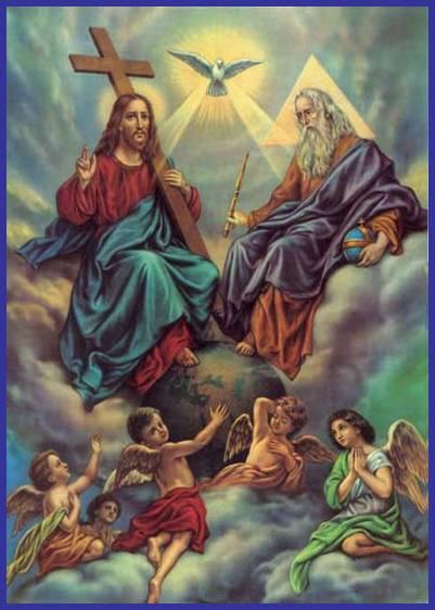 EDUCACIÓN RELIGIOSA: ENLACES: SANTÍSIMA TRINIDAD