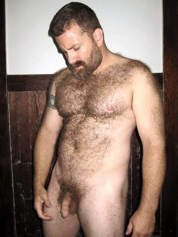 Mature Naked Hairy Men
