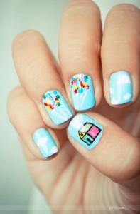 as unhas decoradas Alguns dos melhores Desenhos de Unhas