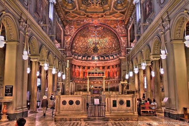Церковь Святого Клементе