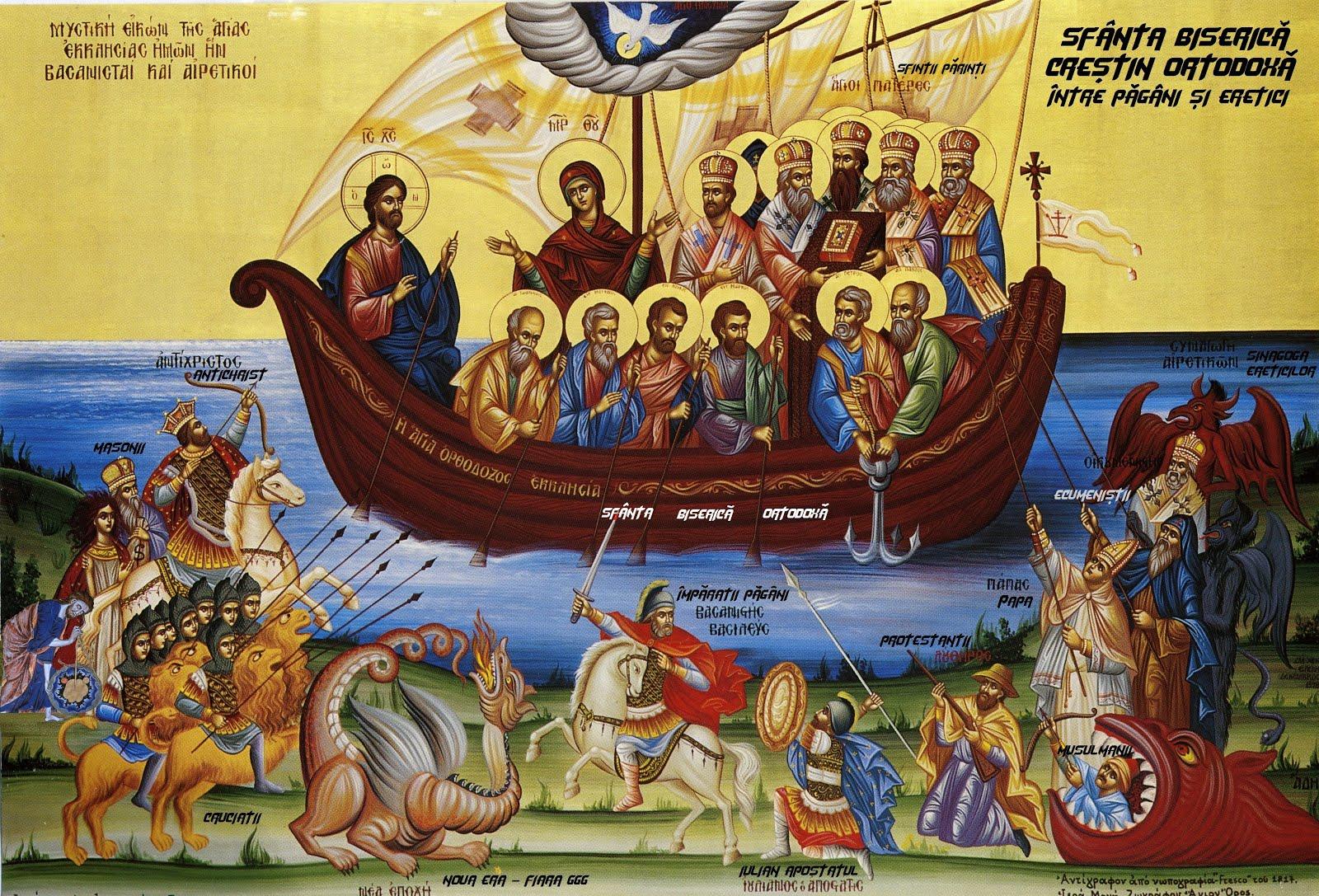 Corabia Ortodoxă