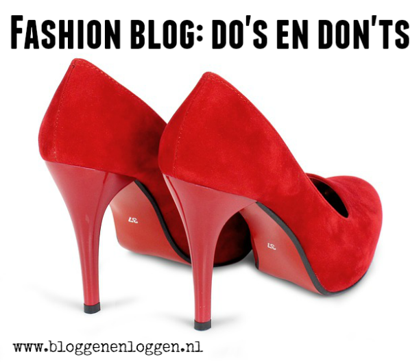 Fashion blog beginnen