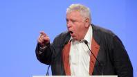 Les larmes de colère du socialiste Gérard Filoche