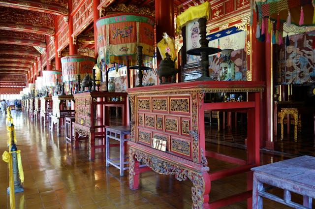 Vietnam, Hue, Hue Citadel