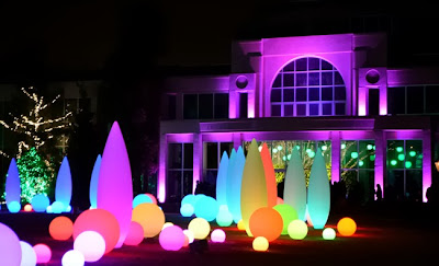 Garden Lights, Holiday Nights | Orchestral Orbs