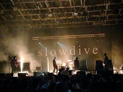 Slowdive live at Radar Festival - Padova, 2014/06/16