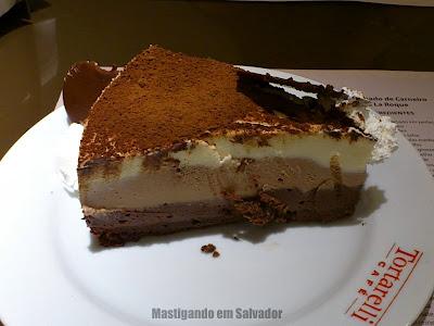 Tortarelli Café: Torta Mousse Trilogia