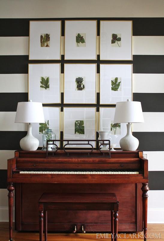 Nikkis 39 Nacs Decorating Around A Piano Some Inspiration