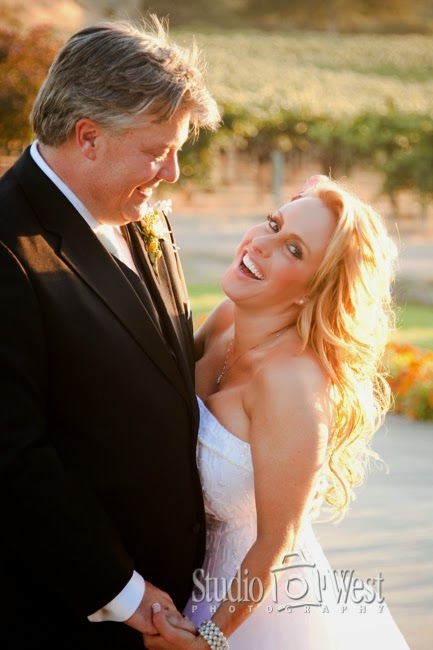 Eberle Winery - Vineyard Wedding - Paso Robles Wedding Photographer - Studio 101 West