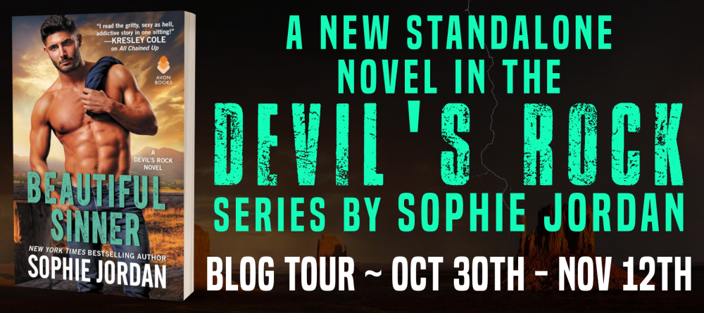 Beautiful Sinner Blog Tour - Review & Giveaway