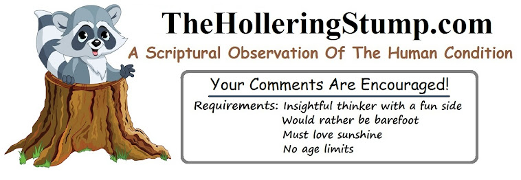 TheHolleringStump.com