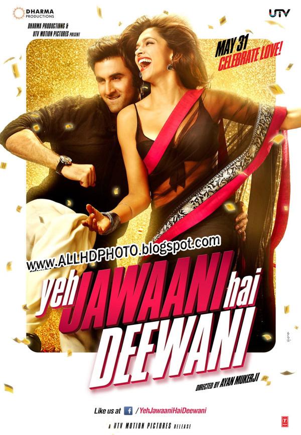 Video Songs Yeh Jawaani Hai Deewani