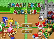 Smash Bros Avenger juego online