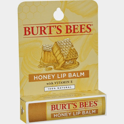 Beezin: Teen's Get New Buzz From Applying Burt's Bees Lip Balm on Their Eyelids