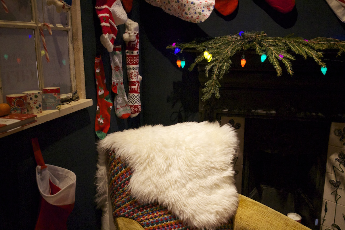 cath kidston press day christmas grotto