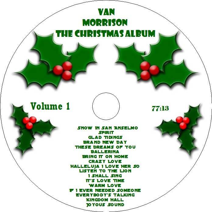 Van Morrison Christmas Album Van Christmas Album