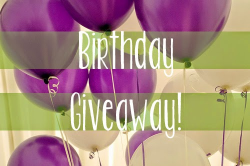 Birthday Month: Celebrating It With A Giveaway :)  image