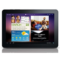 Tablet Android Samsung Galaxy Tab 10.1 3G P7500 Review Spesifikasi Dan Harga