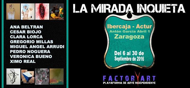 INVITACION - LA MIRADA INQUIETA