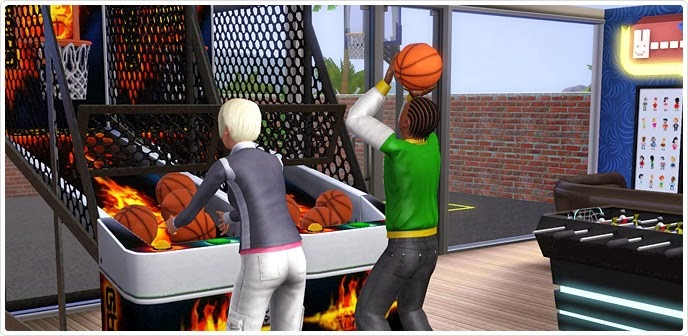 free sims 3 store content