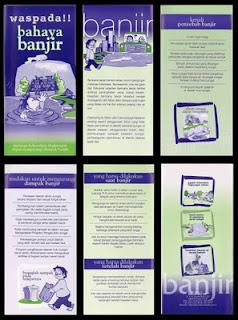 Leaflet Waspada Bahaya Banjir 4