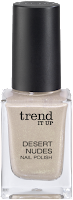 Preview: Die neue dm-Marke trend IT UP - Desert Nudes Nail Polish 040 - www.annitschkasblog.de